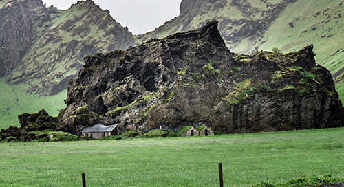 Icelandic countryside