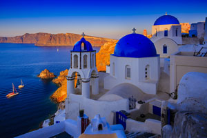Mediterranean & Greek Isles