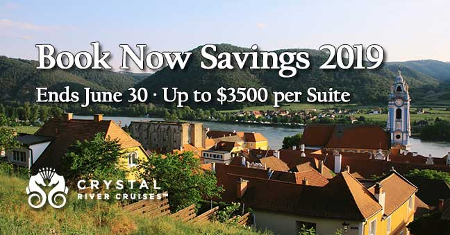 Ccr0519 Crystal River Cruise Book Now Savings My Luxury Cruises